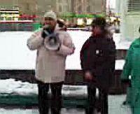 Виктор Корб и Акрам Махмутов - лидеры Омской Гражданской Коалиции