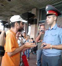 Виктор Корб: Гражданское предупреждение правоохранителям
