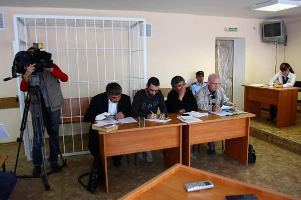 суд Полежаев против Бухарбаевой