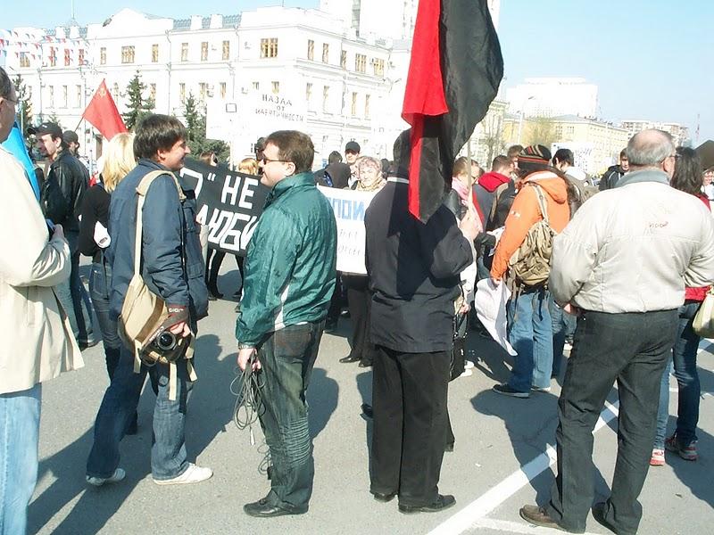 Василий Мельниченко и Владимир Мутовкин